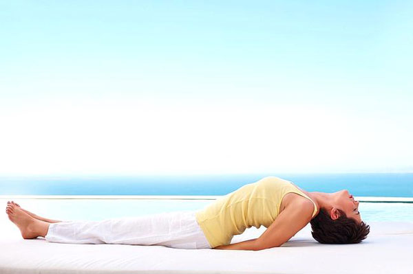 Matsyasana Yoga Asanas Steps and Benefits