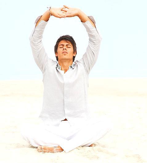 Parvatasana Yoga Asanas